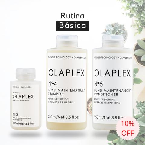 Rutina Básica Olaplex - Olaplex Uruguay - Tienda On Line
