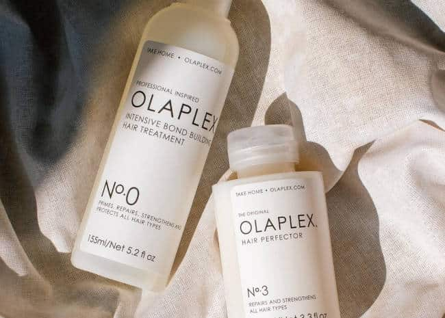 TOP 5 de Razones para usar OLAPLEX No.0 y No.3 si tiene el cabello dañado